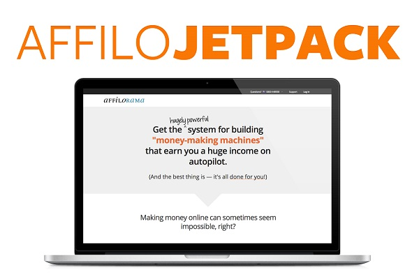 AffiloJetpack 2.0 review