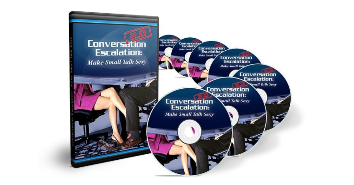 Conversation Escalation Review (Make Small Talk Sexy Revealed)