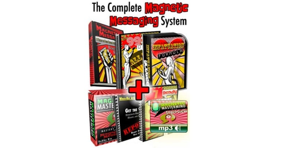 Magnetic Messaging Review (Keylock Sequence Revealed)