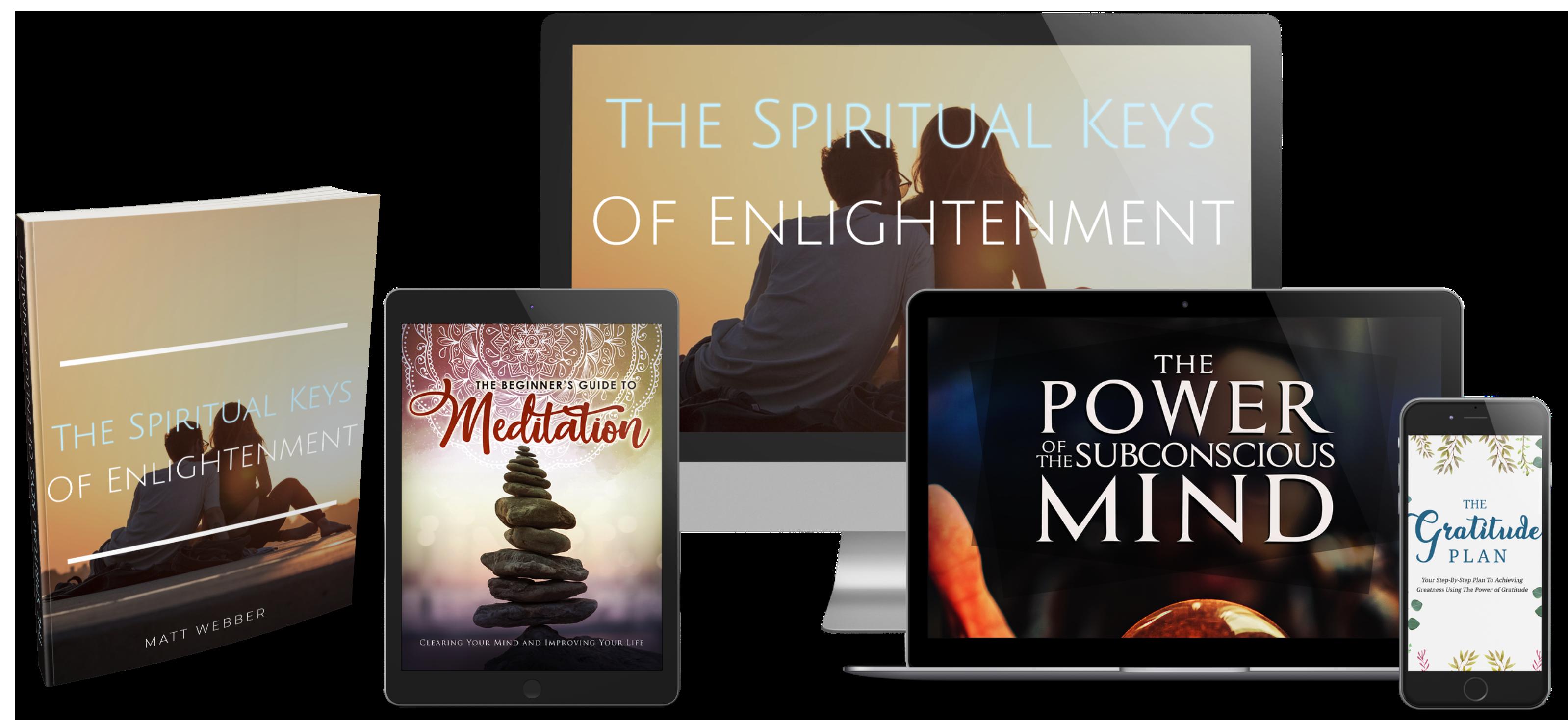 The Spiritual Keys Of Enlightenment